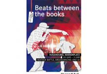 Beats between the books
