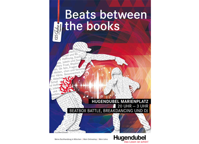 Beats between the books