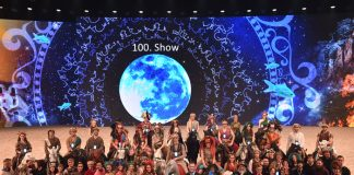 Willkommen in EQUILA: 100 Shows, mehr als 100.000 Zuschauer, begeisterte Kritiken