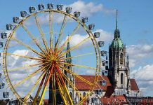 Frühlingsfest München