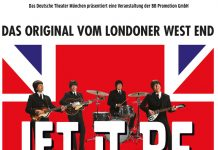 Let It Be - Das Original Beatles-Tribute vom Londoner West End