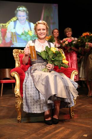 Johanna Seiler aus dem Nördlinger Ries ist Bayerische Bierkönigin 2018/19