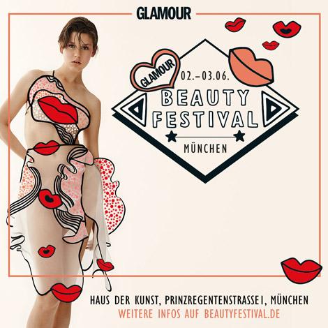 Welcome, Beautys! - GLAMOUR lädt am 2. und 3. Juni zum zweiten Beauty Festival in München ein
