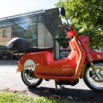 Green City und emmy erweitern E-Roller-Flotte