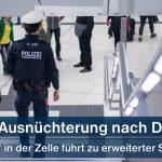 Festnahme - Anzeige - Ausnüchterung