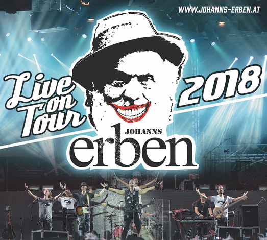 Johanns Erben live im Backstage München