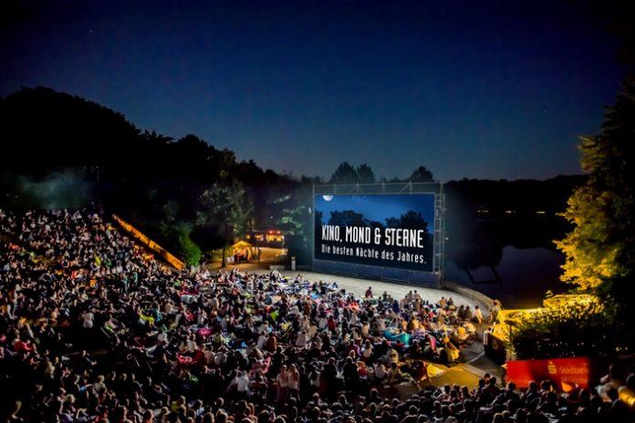 Kino, Mond & Sterne startet am 30. Mai in die Open-Air Kino-Saison 2018