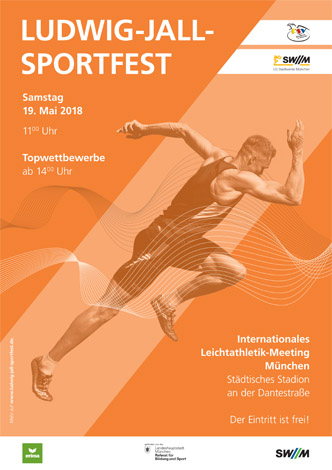 33. Ludwig-Jall Sportfest am 19.5.2018