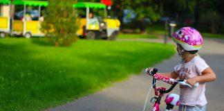 So sind Kinder sicherer mit dem Fahrrad unterwegs