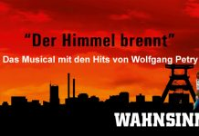 Das Musical mit den Hits von Wolfgang Petry
