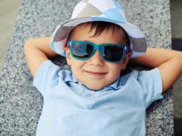 Hautkrebsrisiko UV-Strahlung: Schützt Eure Kinder!