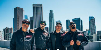 Cypress Hill - Elephants On Acid Tour 2018
