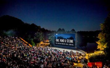 Kino, Mond & Sterne: Blaues Wunder, Open-Air-Premiere und ein Abend für den Artenschutz