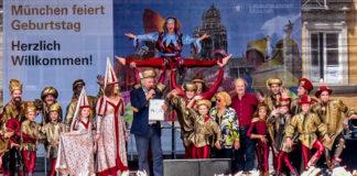 Münchner Stadtgründungsfest 2018