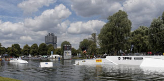 Munich Mash 2018 Wakeboard Contest