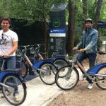 Mehr MVG Rad: Neue Stationen in Schwabing und in der Maxvorstadt