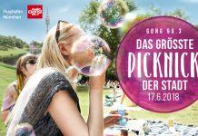Im Münchner Olympiapark steigt das größte Picknick der Stadt