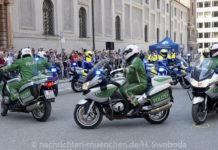 Tag der offenen Tür im Polizeipräsidium München