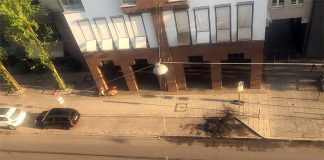 Haidhausen: Transporter brennt vollständig aus
