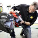 ADAC Test Motorradhelme: leicht und trotzdem sicher
