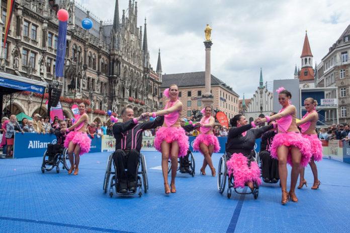 Münchner Inklusionssportfestival - Ein Sportfestival für Menschen mit und ohne Behinderungen