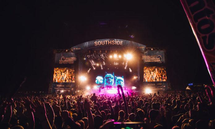 125.000 Musikfans feiern beim Hurricane und Southside Festival