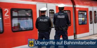 Mehrere Bahnmitarbeiter angegriffen - Teilweise nicht unerhebliche Verletzungen