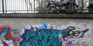 Vier Tatverdächtige nach Sachbeschädigung durch Graffiti in mehreren hundert Fällen ermittelt