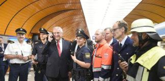 Startschuss für Objektfunk in der U-Bahn ist gefallen
