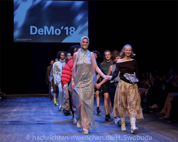 DeMo'18 Fashion Show