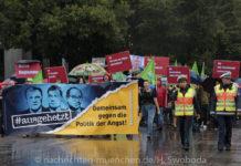 DEMO: #ausgehetzt - Gemeinsam gegen die Politik der Angst