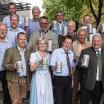 Die Münchner Wiesnwirte präsentieren: Der neue Festkrug 2018