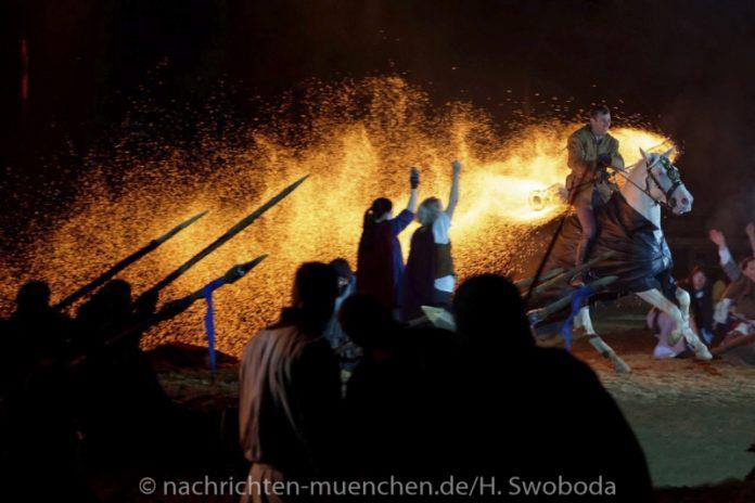 Gauklernacht und Nachtturniere – Die Freitags-Highlights in Kaltenberg!