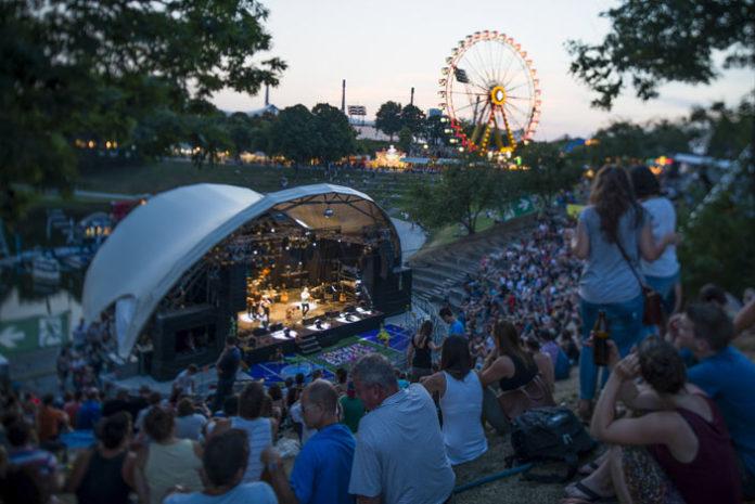 Sommerfestival impark18 vom 26. Juli bis 19. August im Olympiapark München