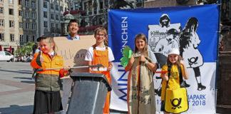 Spielstadt Mini München öffnet wieder die Stadttore