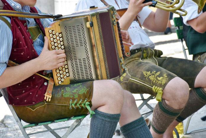 Das Sommerfest der Monacensia im Hildebrandhaus