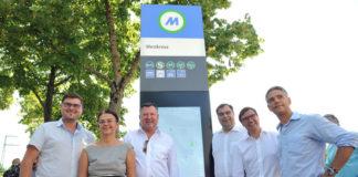 """Münchens erste """"smarte"""" E-Mobilitätsstationen in Betrieb"""