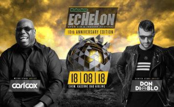Echelon 2018