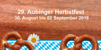 29. Aubinger Herbstfest vom 30. August bis 02 September 2018