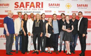 SAFARI - MATCH ME IF YOU CAN feiert fulminante Premiere in München