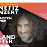 Afterwork-Benefizkonzert mit Roland Hefter auf dem Knödelplatz Werksviertel-Mitte – WERK3