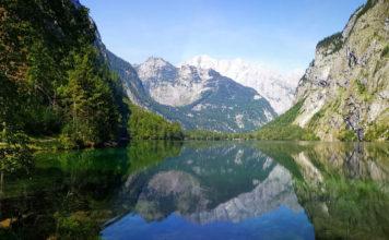 Plantsch-Pause: Wunderschöne Bergseen, die zum Baden einladen