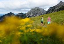 Vorsicht: Hitze - Wandern an besonders warmen Tagen