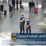 Geschubst und massiv beleidigt - Österreicher gehen Bundespolizisten an