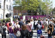 """MüchnerInnen genießen ihren neuen Freiraum: """"Piazza Zenetti"""" wird in Aktionswoche gut angenommen"""