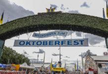 Oktoberfest 2018: Einzug der Festwirte und Brauereien