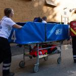 Halbzeitbilanz des Wiesn-Sanitätsdienstes 2018
