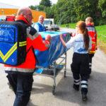 Aicher Ambulanz Union zieht erste Bilanz