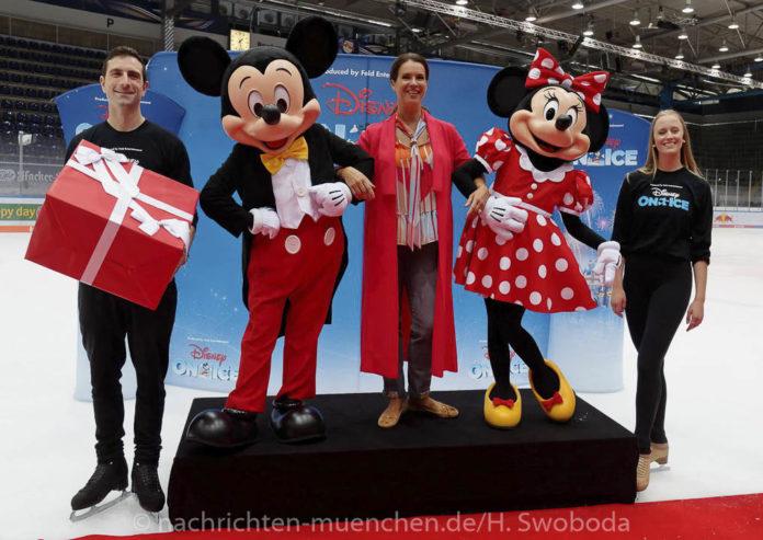 DISNEY ON ICE - Das zauberhafte Eisfestival in München