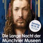 20. Münchner Museumsnacht am 20. Oktober 2018
